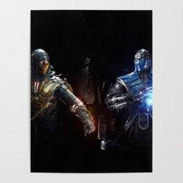 MK VS. Poster