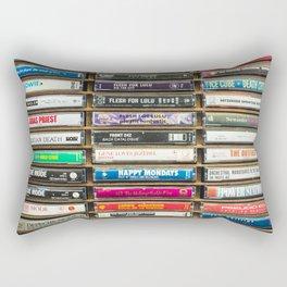 Tapes n Tapes Rectangular Pillow