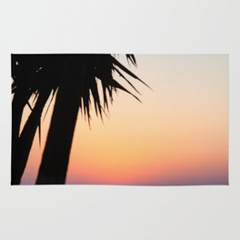Sunset on Island Rug