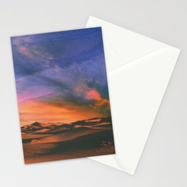 Lonely Dunes Stationery Cards