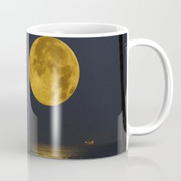 A Summer Full Moon Coffee Mug