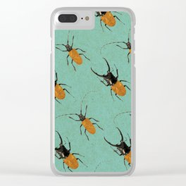 Bugs Clear iPhone Case