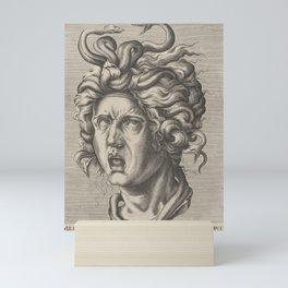 Medusa,16th Century Illustration Mini Art Print