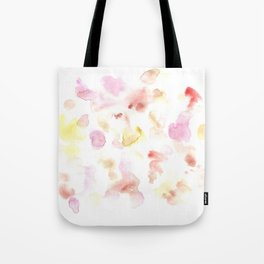 170722 Colour Living 21 |Modern Watercolor Art | Abstract Watercolors Tote Bag