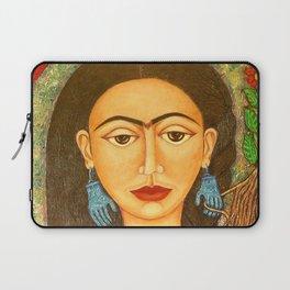 My homage to Frida Laptop Sleeve