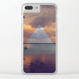 Sylvan 1 Clear iPhone Case