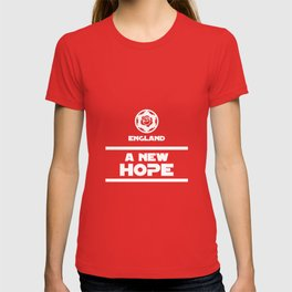 England Rugby - A New Hope T-shirt
