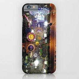 Luna Park Aerial iPhone Case