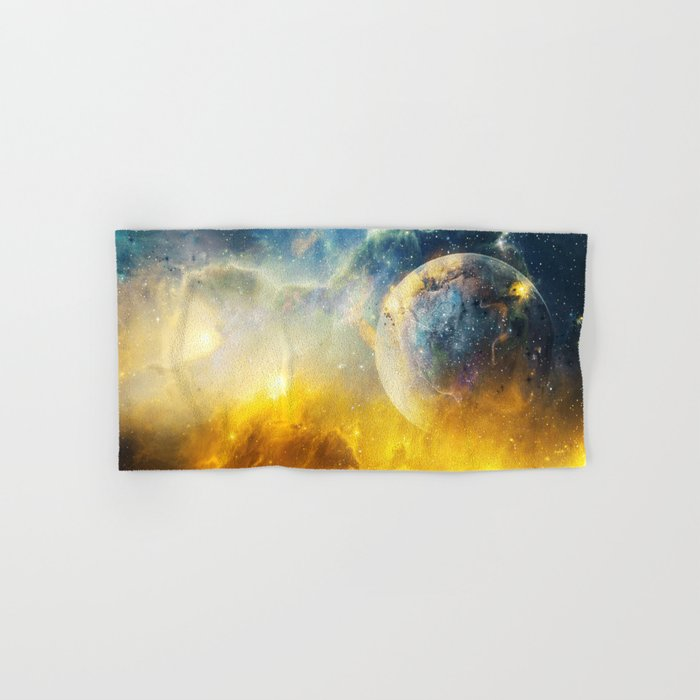 Dreaming the Stars Hand & Bath Towel