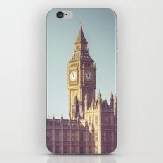 Dreaming Big Ben iPhone & iPod Skin