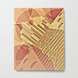 New Adena Metal Print