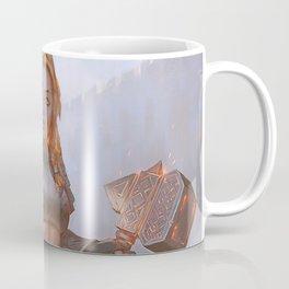 Dwarven Forge Cleric Coffee Mug