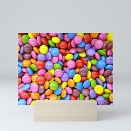 Candy!!! Mini Art Print