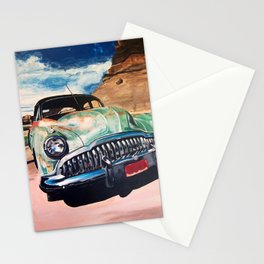 Beat up Holden Stationery Cards