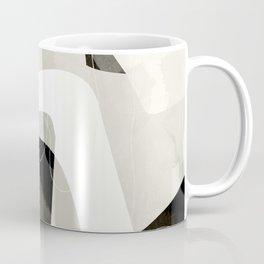 moon shine abstract art Coffee Mug