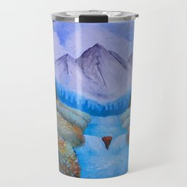 The Brilliance and Beauty of Contradiction Travel Mug
