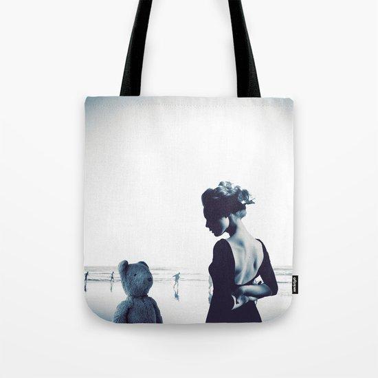 Teddy in love Tote Bag