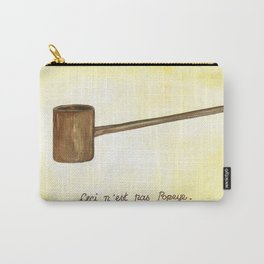 Ceci n'est pas Popeye Carry-All Pouch