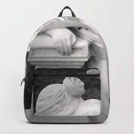 crying angel Backpack