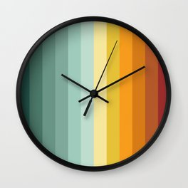 Pattern #0004 Wall Clock