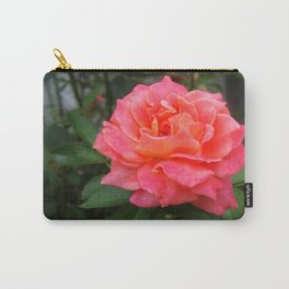 Rosey Pink Carry-All Pouch