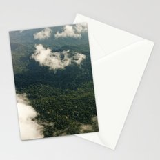 the rainforest  Stationery Cards
