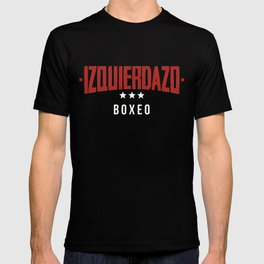 Izquierdazo Boxing T-shirt