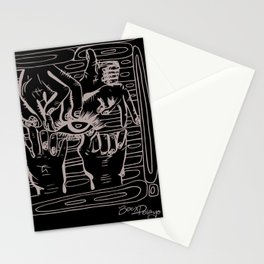 Abstract No 33 Stationery Cards