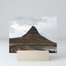 Kirkjufell Mini Art Print