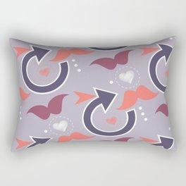 Action Rectangular Pillow