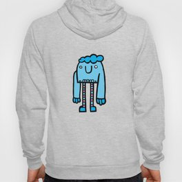 Blue Monday Monster Hoody