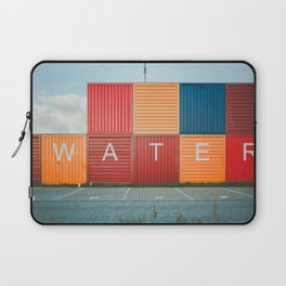 Amsterdam Noord Containers Laptop Sleeve