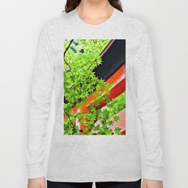 Leaf to Leave to Gate Long Sleeve T-shirt