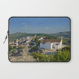 Marvao, medieval walled town, Portugal Laptop Sleeve