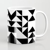 yin yang Mugs featuring Yin Yang by Jar Lean