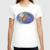 cartoons T-shirts featuring cartoons 92 anniversary  by Amit Naftali