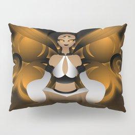 Inner Light: Spleen Chakra Pillow Sham