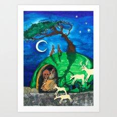 The Enchantment Art Print