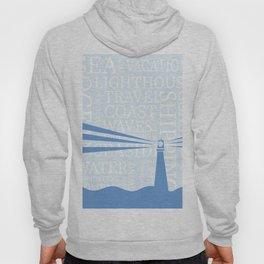 Nautical Lighthouse poster Hoody