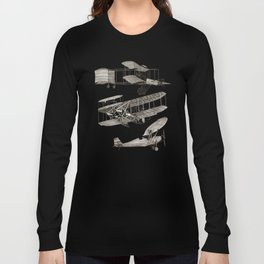 airplanes 3 Long Sleeve T-shirt