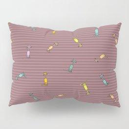 Candy Cats II Pillow Sham