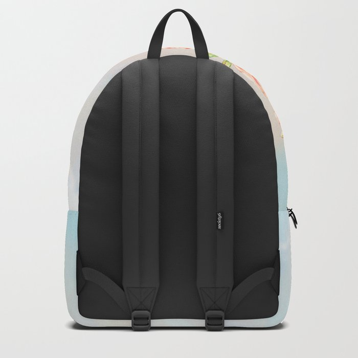 On the Way to the Dream Backpack