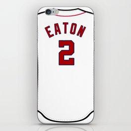Adam Eaton Jersey iPhone Skin