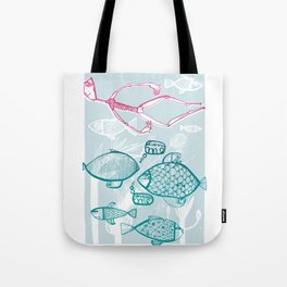 dream me Tote Bag
