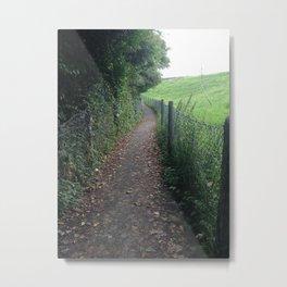 Easky Path Metal Print