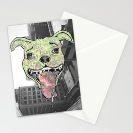 City Hound Stationery Cards