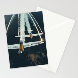 Twister Duo Stationery Cards
