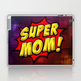 Super Mom Laptop & iPad Skin