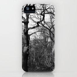 Oak Tree Army iPhone Case