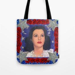 Ziegfeld Girl - Hedy Lamarr - Screen Siren  Tote Bag